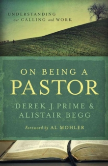 On Being a Pastor, Paperback / softback Book