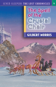 The Spell of the Crystal Chair, Paperback Book