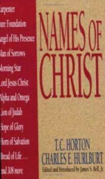 Names of Christ, Paperback Book