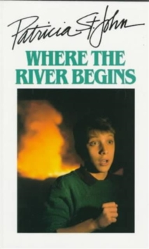 Where the River Begins, Paperback Book