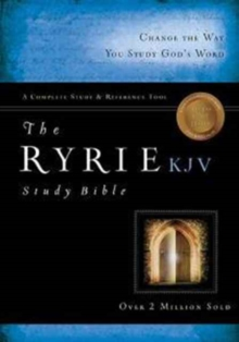 Ryrie Study Bible-KJV, Mixed media product Book