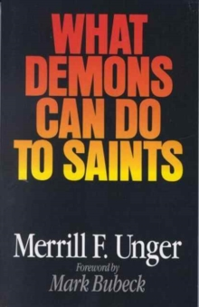 What Demons Can Do to Saints, Paperback / softback Book
