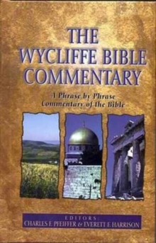 The Wycliffe Bible Commentary, Hardback Book