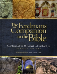 Eerdmans Companion to the Bible, Hardback Book