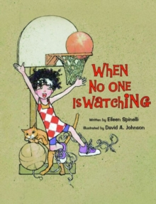 When No One is Watching, Hardback Book