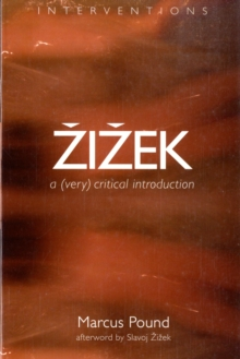 Zizek : A (Very) Critical Introduction, Paperback / softback Book