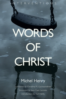 Words of Christ, Paperback / softback Book