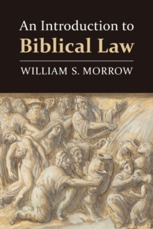 An Introduction to Biblical Law, Paperback / softback Book