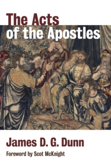 The Acts of the Apostles, Paperback Book