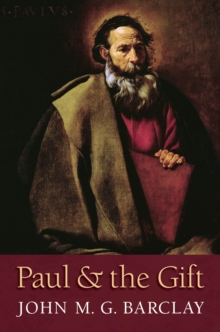 Paul and the Gift, Paperback / softback Book
