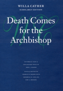 Death Comes for the Archbishop, Hardback Book