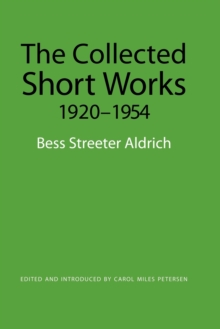 The Collected Short Works, 1920-1954, Paperback / softback Book