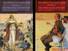 The French Colonial Mind, 2-volume set, Mixed media product Book
