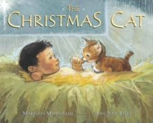 The Christmas Cat, Hardback Book