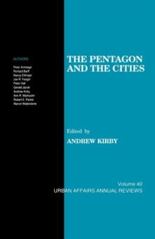The Pentagon and the Cities, Paperback / softback Book