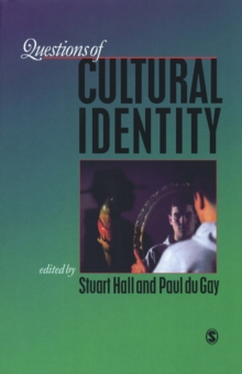 Questions of Cultural Identity, Paperback Book
