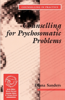 Counselling for Psychosomatic Problems, Paperback / softback Book