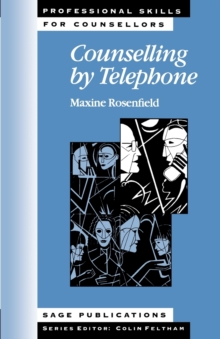 Counselling by Telephone, Paperback Book