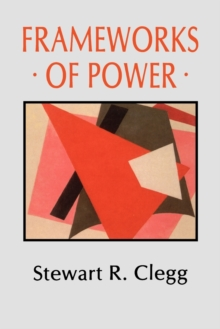 Frameworks of Power, Paperback Book