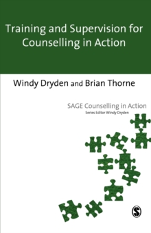Training and Supervision for Counselling in Action, Paperback Book