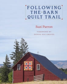 Following the Barn Quilt Trail, Paperback Book