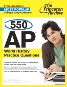 550 AP World History Practice Questions, EPUB eBook