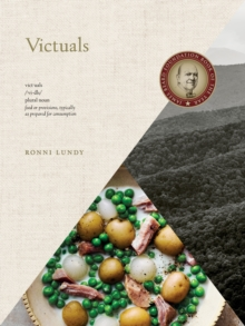 Victuals : An Appalachian Journey, with Recipes, Hardback Book