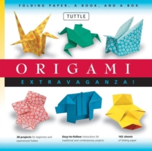Origami Extravaganza!, Kit Book