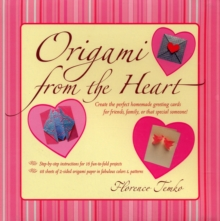 Origami from the Heart, Kit Book