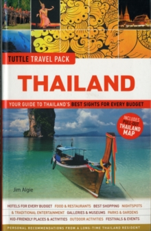 Tuttle Travel Pack Thailand, Paperback / softback Book