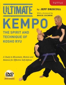 Ultimate Kempo : The Spirit and Technique of Kosho Ryu, Mixed media product Book