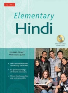 Elementary Hindi : (Mp3 Audio CD Included), Paperback / softback Book
