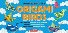 Origami Birds, Mixed media product Book