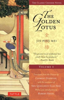 Golden Lotus Volume 2 : Jin Ping Mei, Paperback Book