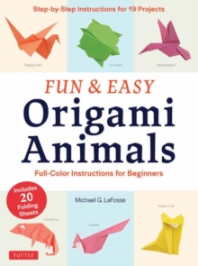 Origami Fun Kit for Beginners - Pigeon NB: Start with a perfectly ... | 295x220