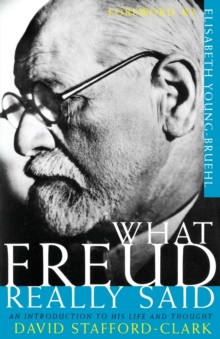 What Freud Really Said, Paperback / softback Book
