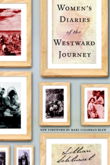 Women's Diaries/Westwd Journey, Paperback / softback Book