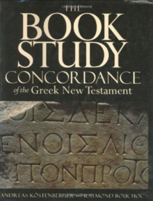The Book Study Concordance of the Greek New Testament, Hardback Book