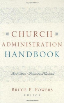 Church Administration Handbook, Hardback Book