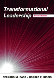 Transformational Leadership, Paperback Book