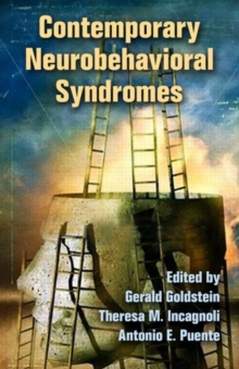 Contemporary Neurobehavioral Syndromes, Hardback Book