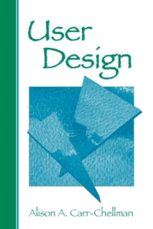User Design, Paperback / softback Book