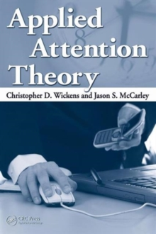Applied Attention Theory, Paperback Book