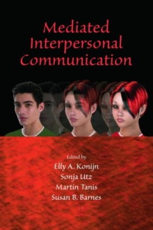Mediated Interpersonal Communication, Paperback Book