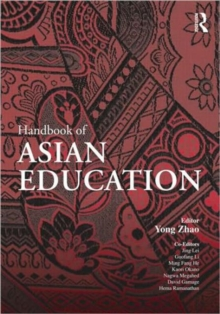 Handbook of Asian Education : A Cultural Perspective, Paperback / softback Book