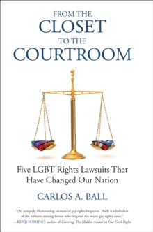 From The Closet To The Courtroom, Paperback / softback Book