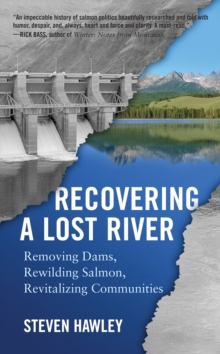 Recovering A Lost River, Paperback / softback Book