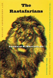 The Rastafarians, Paperback Book