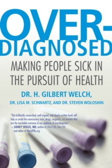 Overdiagnosed, Paperback / softback Book