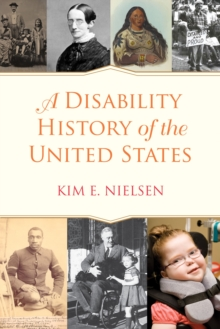 A Disability History Of The United States, Hardback Book